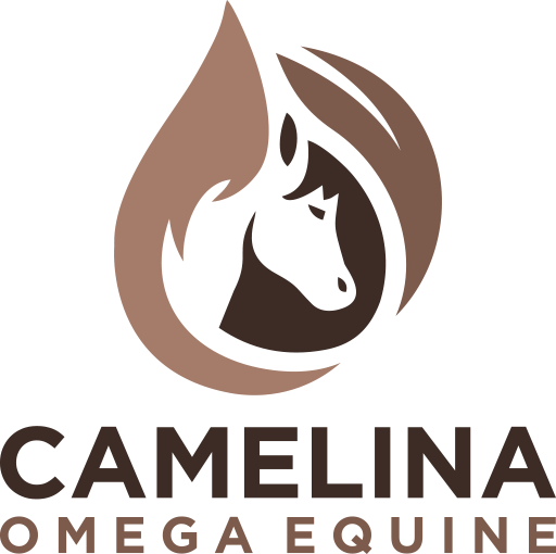 Camelina logo brown