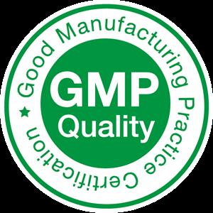 GMP Quality logo